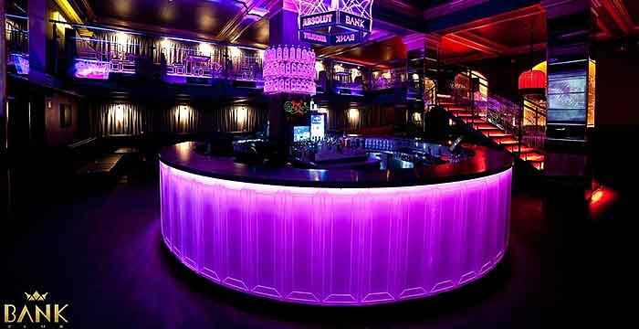 Neponovljiva žurka u klubu The Bank