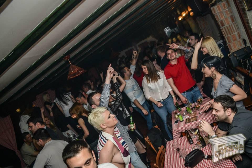 Kafana Sokace Beograd Program Kontakt Aresa