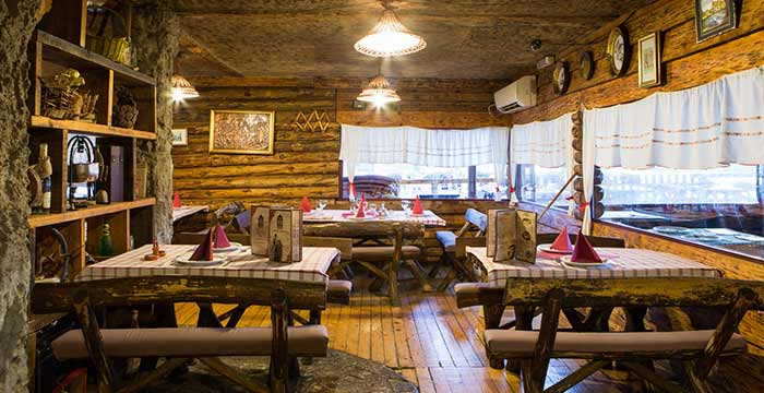 Restoran Srpska Bravnara
