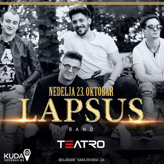 Klub Teatro - NEDELJA